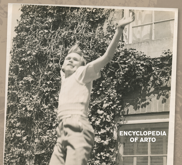 *Arto Lindsay Encyclopedia Cover front - web
