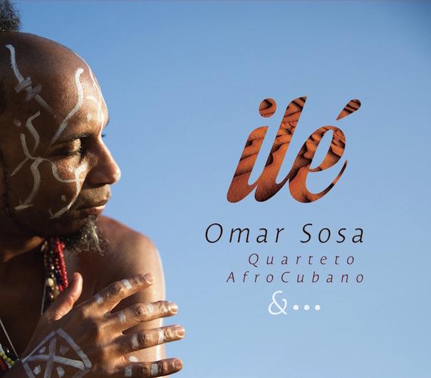 Omar Sosa ILE Cover - web